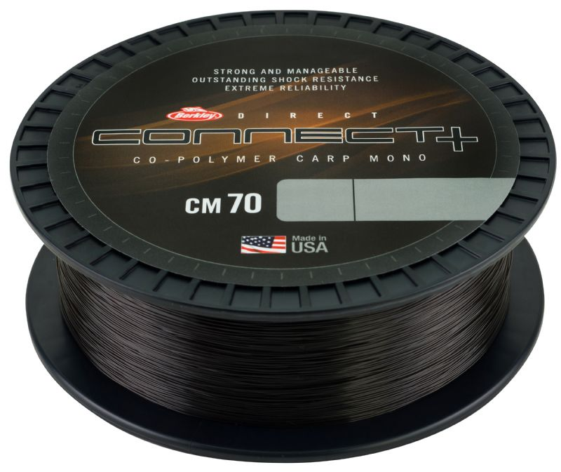 Carp Fishing Line Berkley Connect CF600 1200m Fluorocarbon