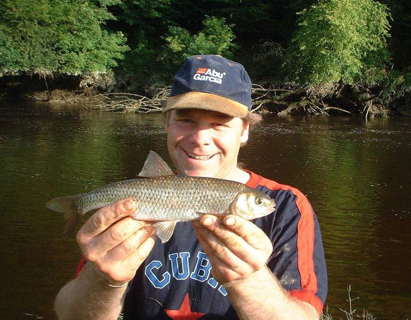 dace freshwater species identification record specimens ireland