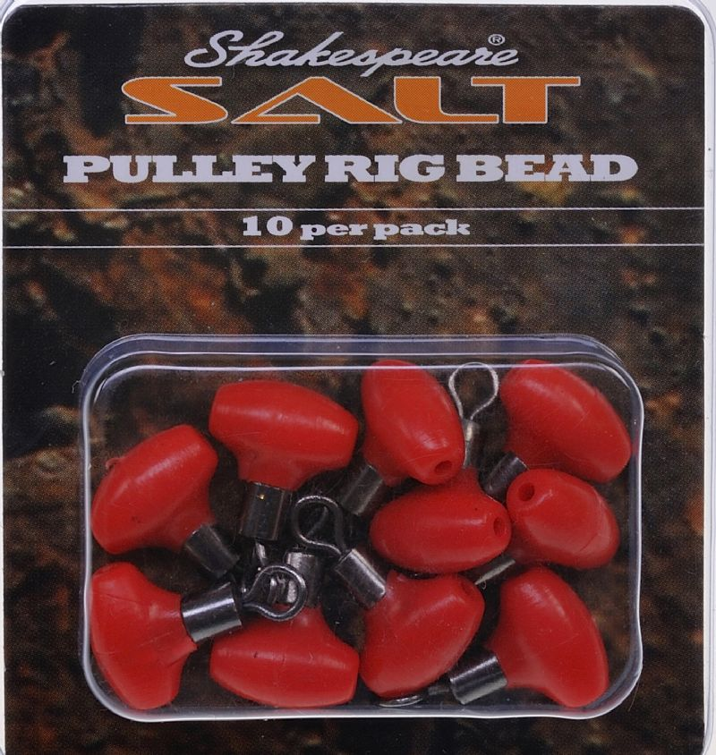 Shakespeare Pulley Rig Bead 10pcs